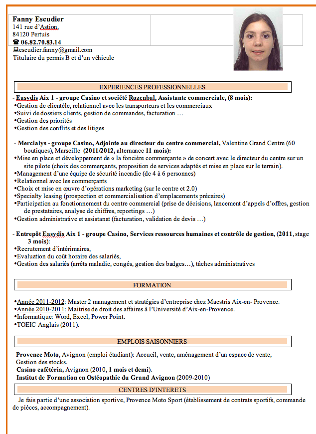 comment devenir assistant commercial commerciale